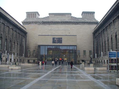 Museo de Pergamon en Berlin