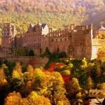 Heidelberg, la ruina más célebre de Alemania