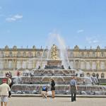 El palacio Herrenchiemsee en Baviera