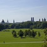 El Jardín Inglés de Múnich