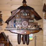 Los relojes cucú alemanes