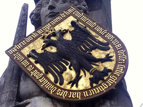 Plaza de Rolando en Bremen