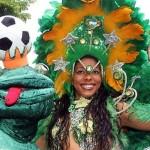 El Carnaval de las Culturas de Berlín