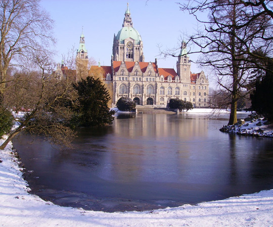 hannover turismo:
