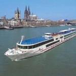 Disfrutar de cruceros turísticos por el Rhin