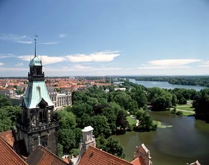 Vista de Hannover