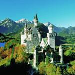 La ruta de los castillos en Alemania