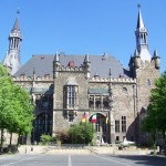 Tesoros historicos en Aquisgran