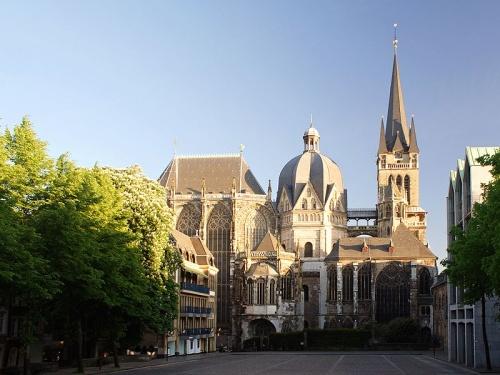 Catedral de Aquisgran