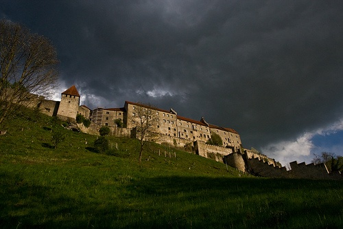Castillo Burghausen