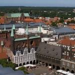 Hermoso centro historico de Lübeck