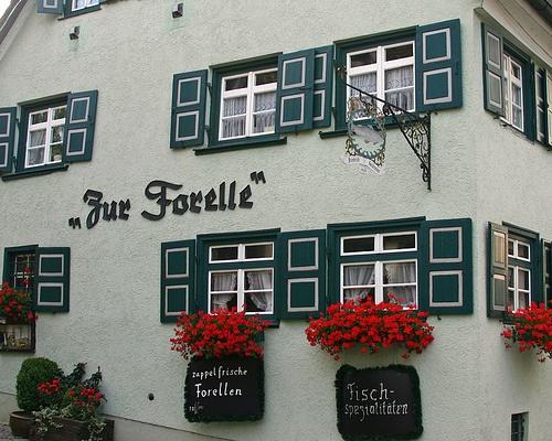 Restaurantes de Alemania