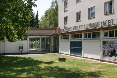 Centro de Marienfelde