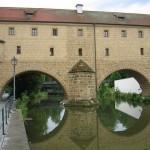 Hermosa arquitectura en Amberg