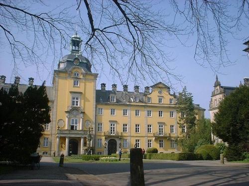 Palacio Buckeburg