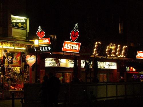 St Pauli en Hamburgo