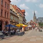 Quedlinburg, ambiente bohemio para ir de compras