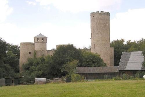 Castillos en Eifel