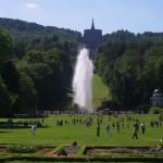Bergpark Wilhelmshohe, arquitectura y naturaleza