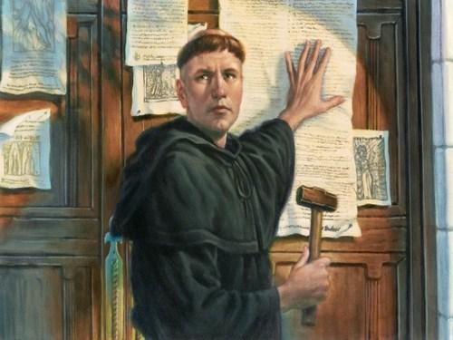 95 Tesis de Lutero