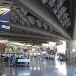 El aeropuerto de Frankfurt, uno de los más transitados de Europa