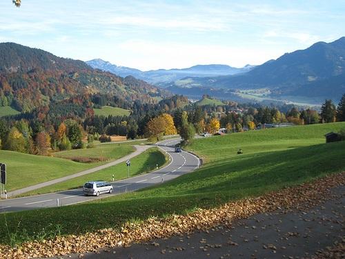 Alpes Alemanes