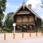 Alexandrowka, barrio ruso en Postdam