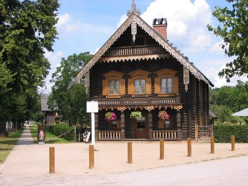 Barrio de Alexandrowka