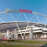 BayArena, estadio de Bayer Leverkusen