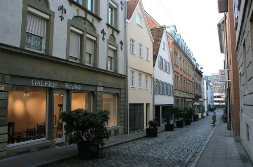 Bohnenviertel en Stuttgart