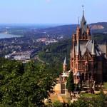 El Castillo Drachenburg, excursión desde Bonn