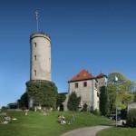 El Castillo Sparrenburg en Bielefeld