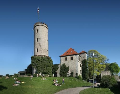 Castillo Sparrenburg