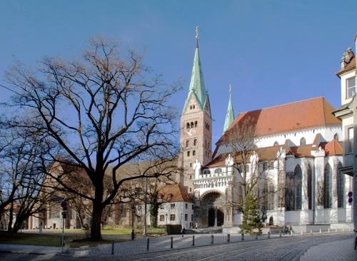 Catedral Augsburgo