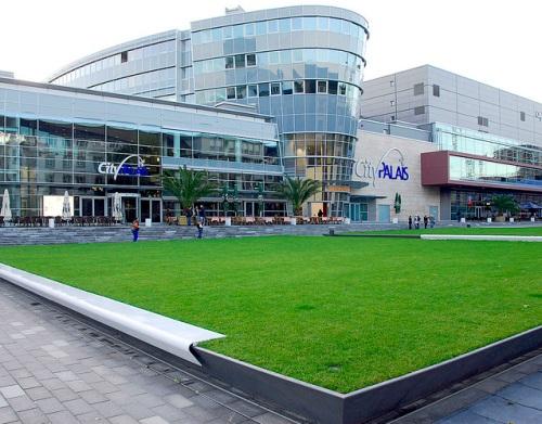 CityPalais en Duisburg