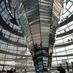 Subir a la cúpula del Reichstag en Berlín