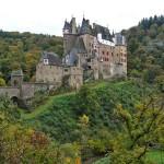 El castillo de Eltz y su curiosa división