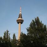 Fernsehturm Mannheim, símbolo de la ciudad