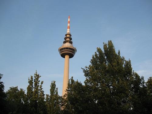 Fernsehturm Mannheim