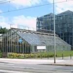 Invernaderos de Gruson en Magdeburgo