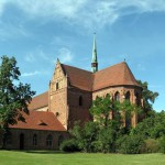 El Monasterio de Chorin, en el Estado de Brandeburgo