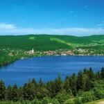 El Lago Titisee en la Selva Negra