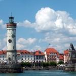 Lindau, ciudad pintoresca en Baviera