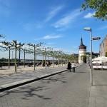Atardeceres en el Malecón de Düsseldorf