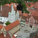 Memmingen, joya medieval en Baviera