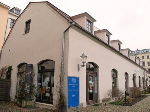 Mendelssohn Haus en Liepzig