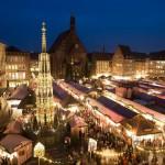 El mercadillo navideño de Núremberg