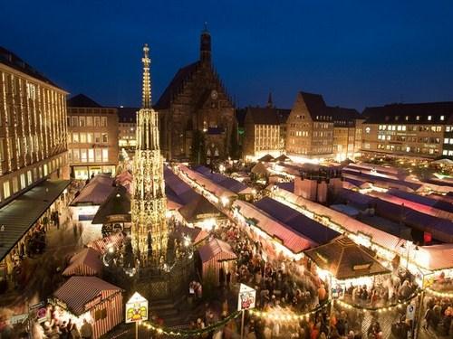 Mercadillo navideño de Nuremberg