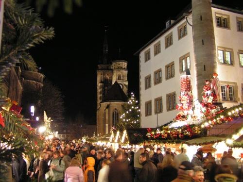 Mercado Navideño de Stuttgart