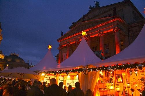 Mercado de Navidad de Berlin